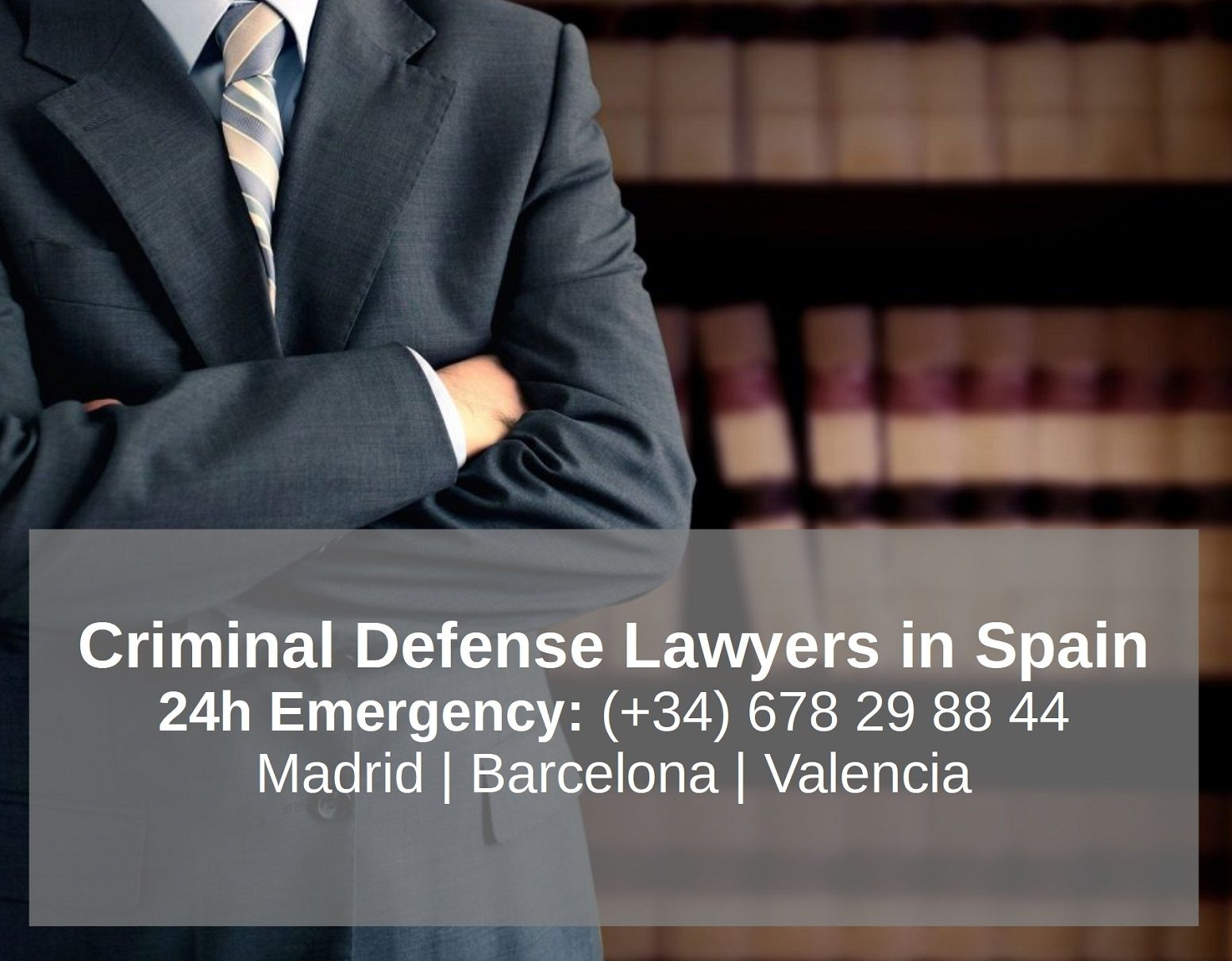 Criminal Defense Lawyers In Spain